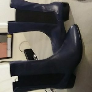 Pelle leather Chelsea boot